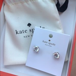 Kate Spade Sterling Silver Earrings
